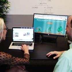 Training der Support-Desk Mitarbeiter der Support-Abteilung eines IT-Konzerns